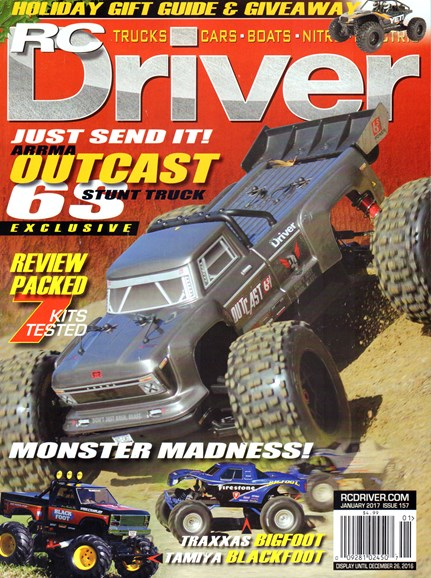 RC Driver Cover - 1/1/2017