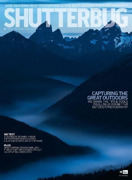 Shutterbug Cover - 1/1/2017