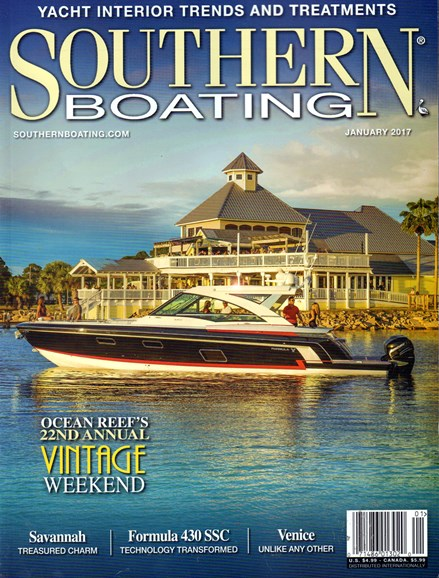 Southern Boating Cover - 1/1/2017