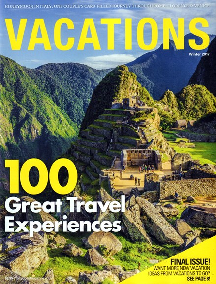 Vacations Cover - 1/1/2017
