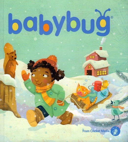 Babybug Cover - 1/1/2017