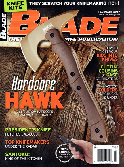 Blade Cover - 2/1/2017