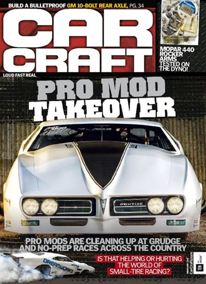 Car Craft Cover - 2/1/2017