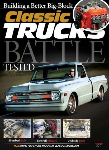 Classic Trucks Cover - 2/1/2017