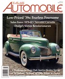 Collectible Automobile Magazine 2/1/2017