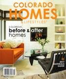 Colorado Homes & Lifestyles Magazine 1/1/2017