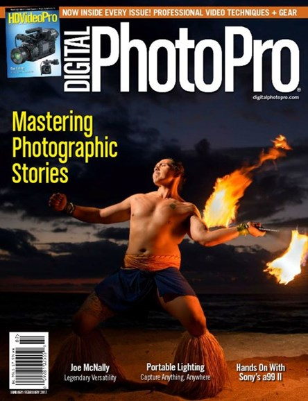 Digital Photo Pro Cover - 1/1/2017