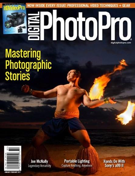 Digital Photo Pro Cover - 1/1/2017