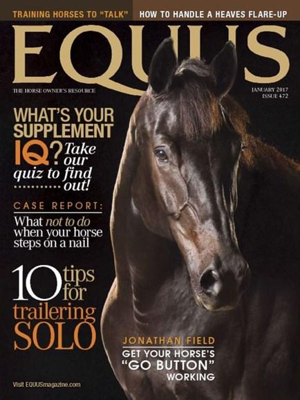 Equus Cover - 1/1/2017