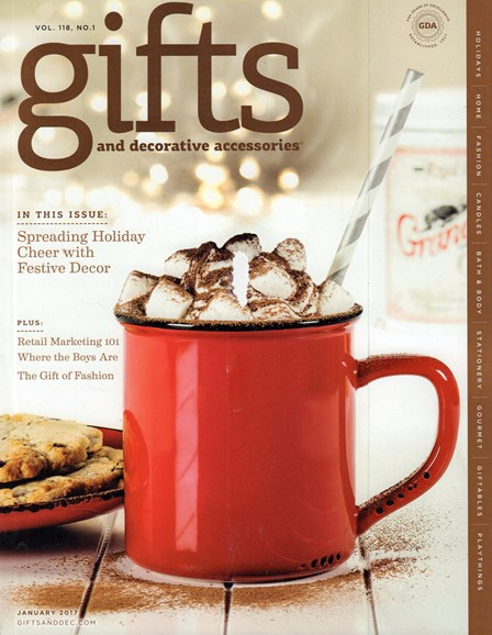 Gifts And Decorative Accessories Cover - 1/1/2017