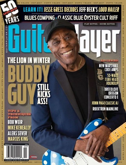 Guitar Player Cover - 2/1/2017