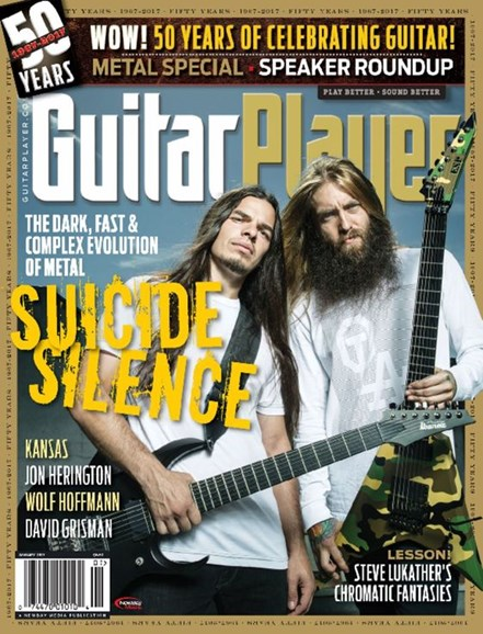 Guitar Player Cover - 1/1/2017
