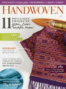 Handwoven Magazine 1/1/2017