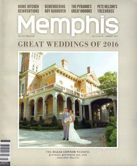 Memphis Cover - 1/1/2017