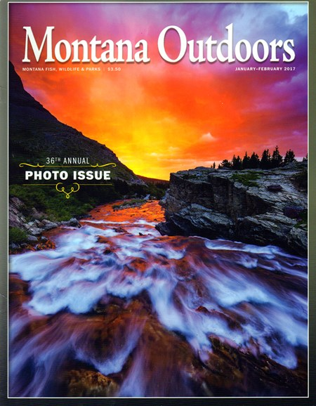 Montana Outdoors Cover - 1/1/2017