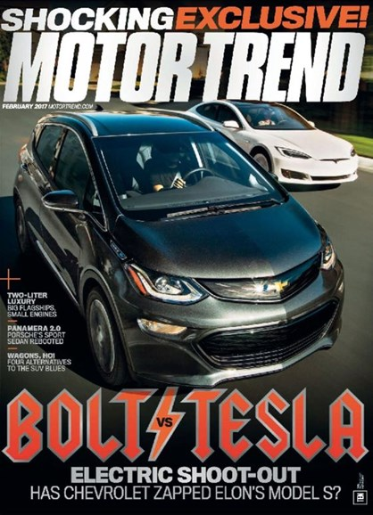 Motor Trend Cover - 2/1/2017