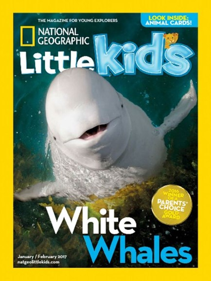 National Geographic Little Kids Cover - 1/1/2017