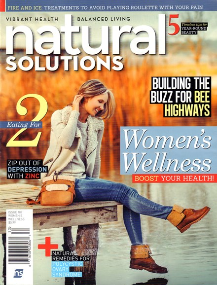 Natural Solutions Cover - 9/1/2016