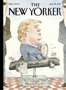 The New Yorker 1/23/2017