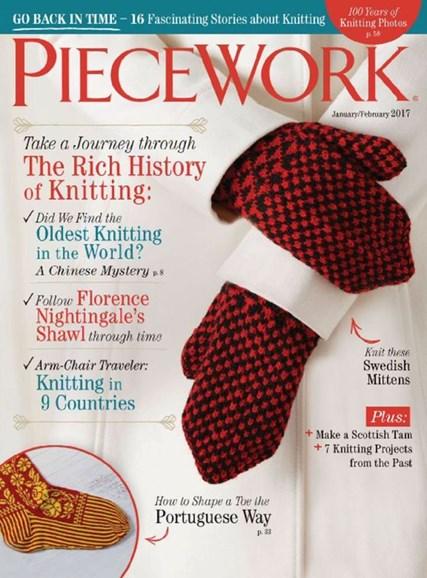 Piecework Cover - 1/1/2017