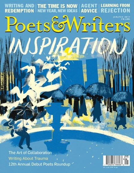 Poets & Writers Cover - 1/1/2017