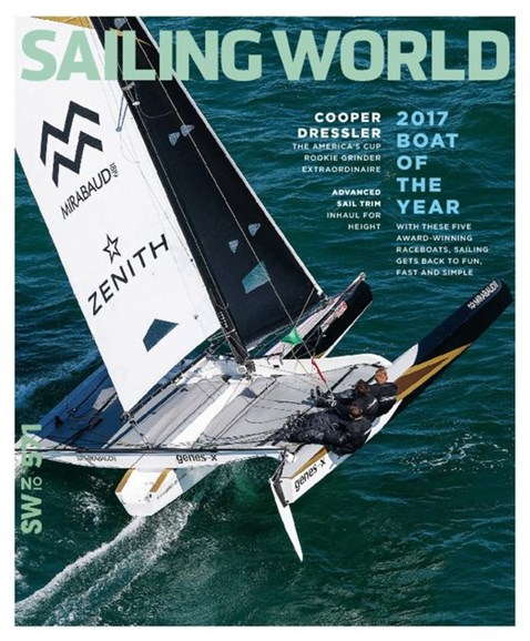 Sailing World Cover - 1/1/2017