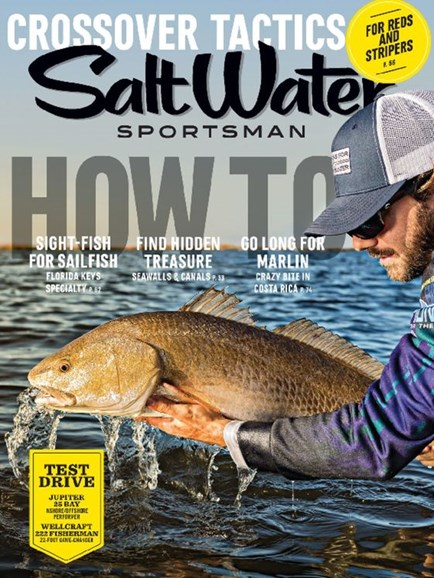 Salt Water Sportsman Cover - 2/1/2017