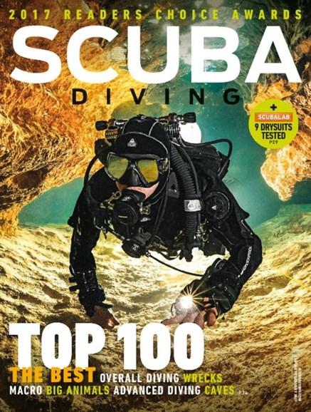 Scuba Diving Cover - 1/1/2017