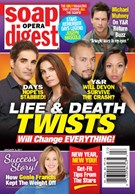 Soap Opera Digest Magazine 1/9/2017