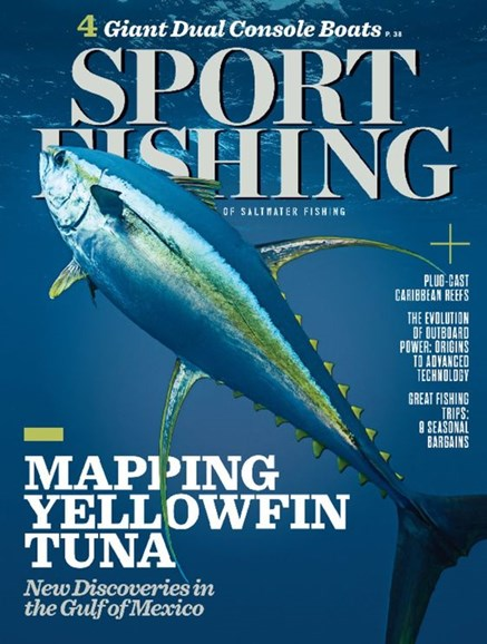 Sport Fishing Cover - 2/1/2017