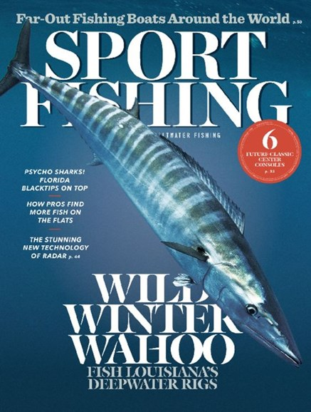 Sport Fishing Cover - 1/1/2017