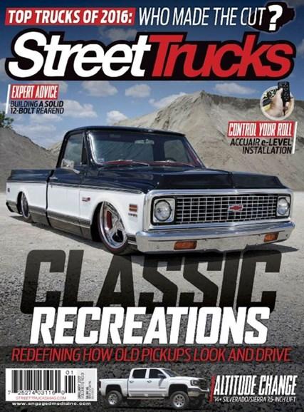Street Trucks Cover - 1/1/2017