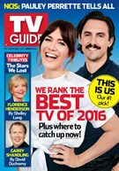 TV Guide Magazine 12/19/2016