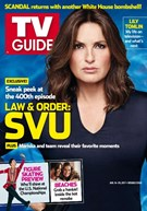 TV Guide Magazine 1/16/2017
