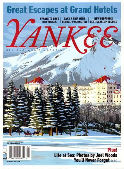 Yankee Cover - 1/1/2017