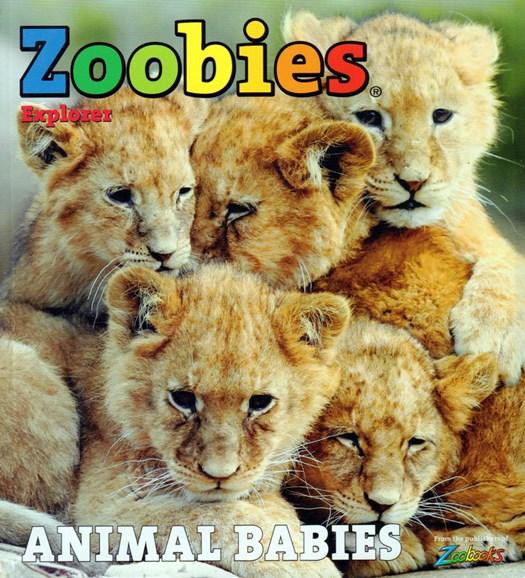 Zoobies Cover - 12/1/2016