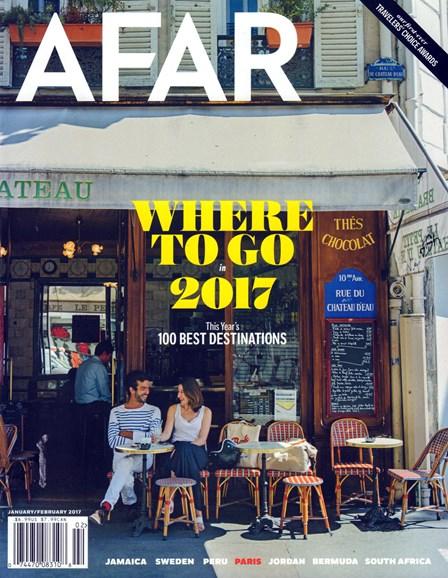 AFAR Cover - 1/1/2017