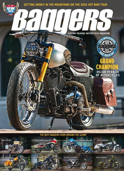 Baggers Cover - 2/1/2017