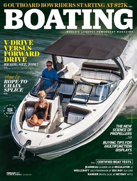 Boating Cover - 2/1/2017