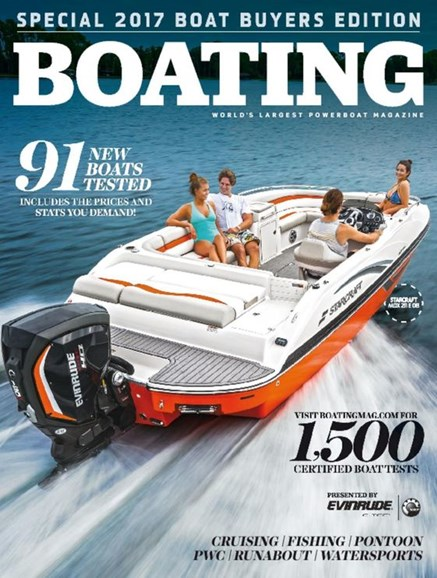 Boating Cover - 1/1/2017