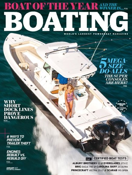 Boating Cover - 1/2/2017