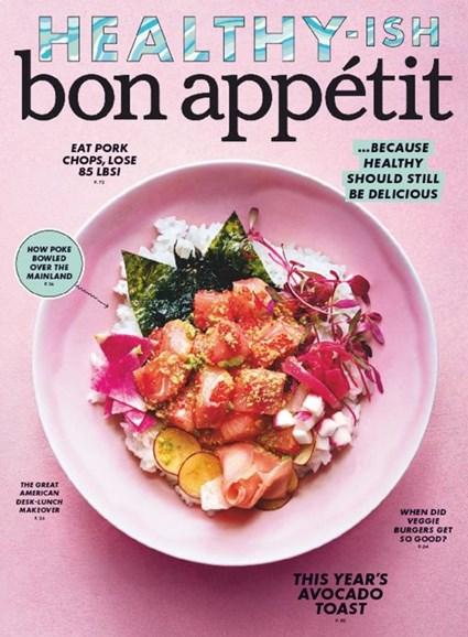 Bon Appétit Cover - 2/1/2017