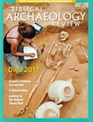 Biblical Archaeology Review Magazine 1/1/2017