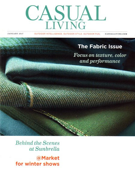 Casual Living Cover - 1/1/2017