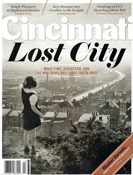Cincinnati Cover - 2/1/2017