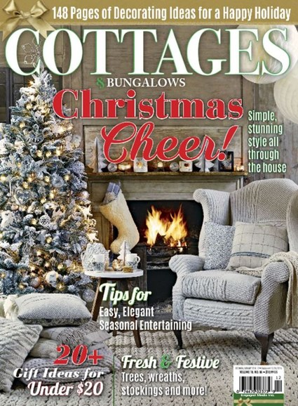 Cottages & Bungalows Cover - 12/1/2016