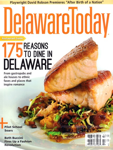 Delaware Today Cover - 2/1/2017