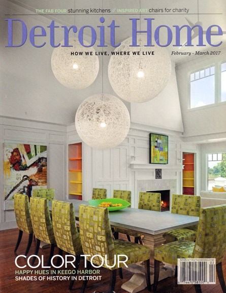 Detroit Home Cover - 2/1/2017