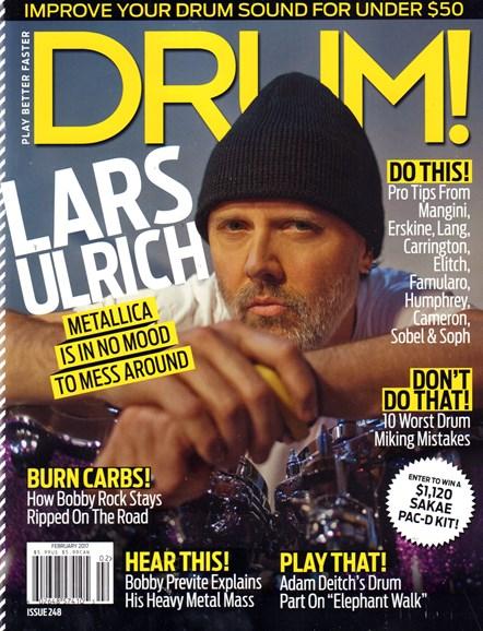 Drum! Cover - 2/1/2017