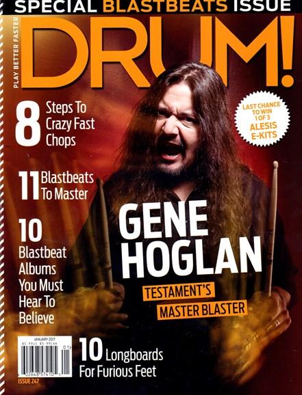 Drum! Cover - 1/1/2017